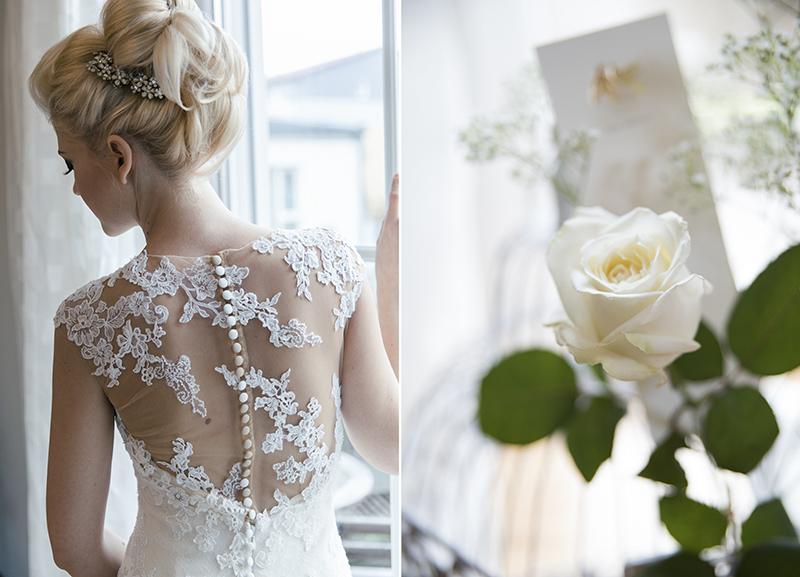 Brautkleid klassisch