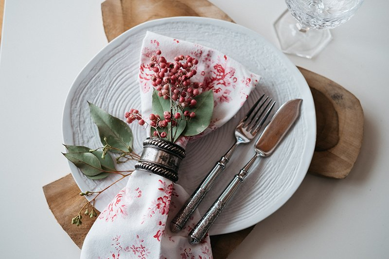 Servietten Hochzeit (1)