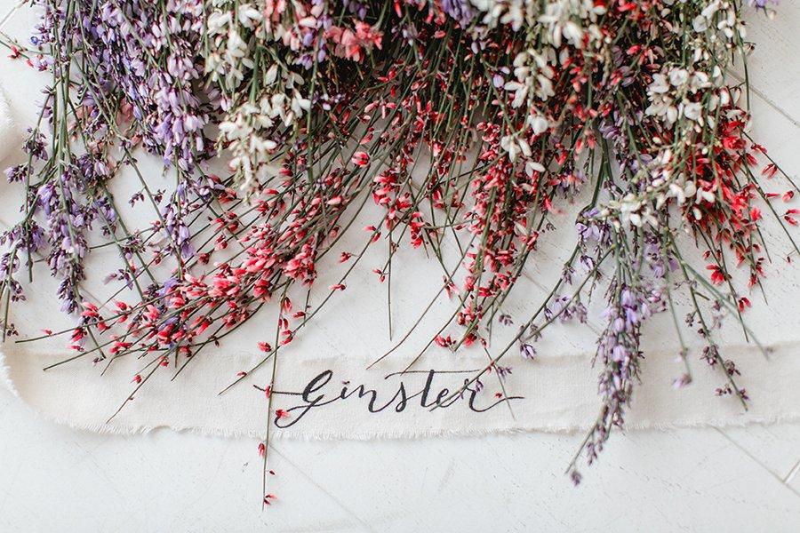 Rosa Brautstrauss Mit Ginster Und Rosen Friedatheres Com