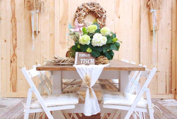 Hochzeitsdeko mieten hamburg die besten momente der for Dekoration leihen