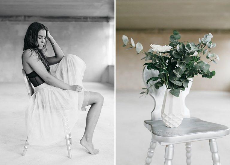 boudoirfotos mit t llrock. Black Bedroom Furniture Sets. Home Design Ideas