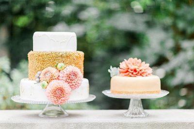 Hochzeitsideen in Koralle