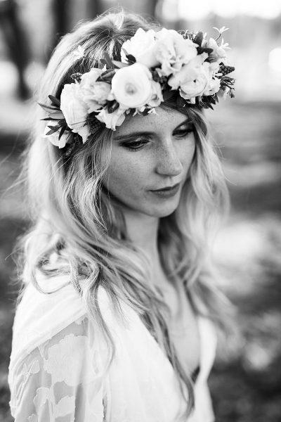 White Boho Love