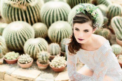 Urban Jungle – eine Hochzeitsinspiration in Grüntönen