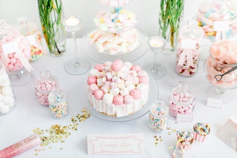 Klassische Candybar Fur Die Hochzeit Friedatheres Com