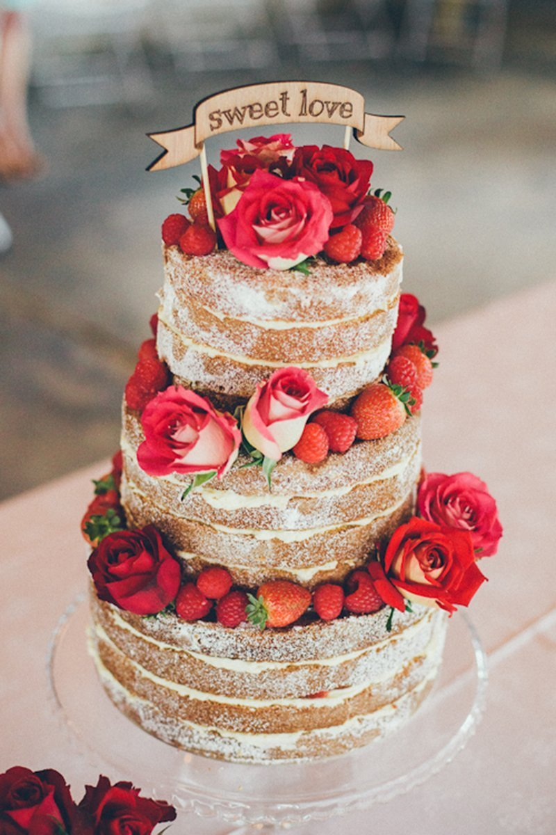 Hochzeitstorte Erdbeeren Friedatheres Com
