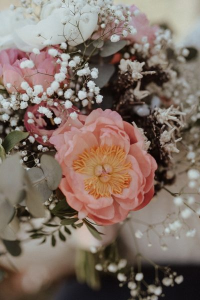 Gemstone wedding inspiration