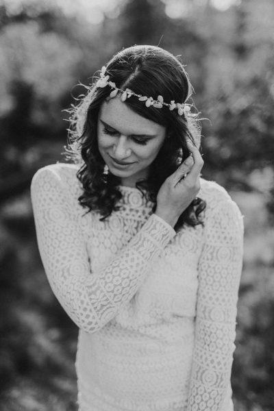 Gemstone wedding inspiration