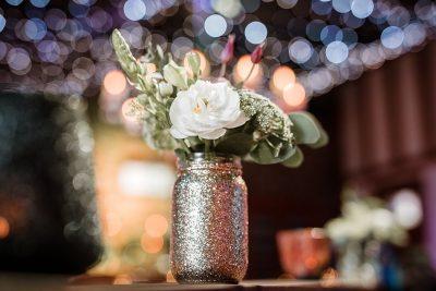 Hochzeitskonzept: Sternenhimmel