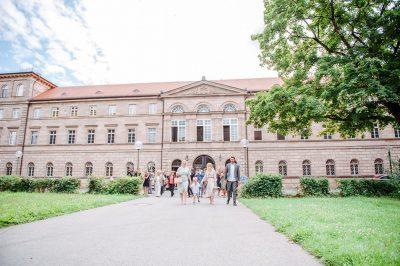 Hochzeit auf Schloss Burgfarrnbach