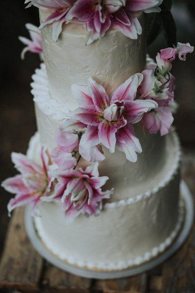 Hochzeitsinspiration mit Lilien