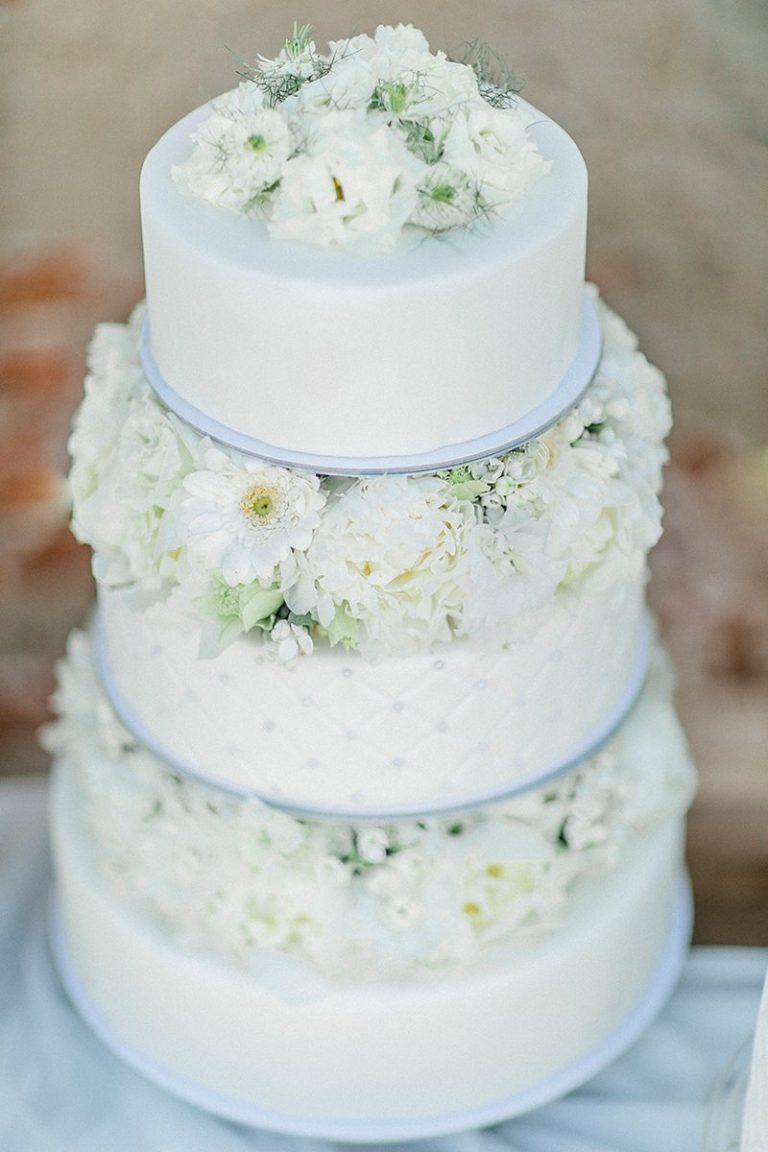 Weisse Hochzeitstorten Friedatheres Com