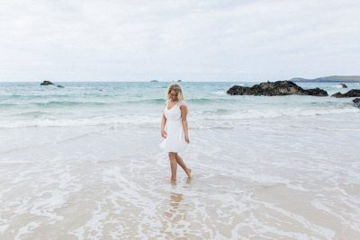 Beach Bridal Editorial