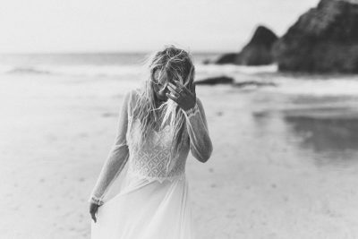 Beach Bridal Editorial