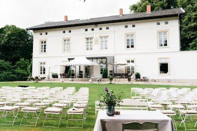 Hochzeit auf Gut Bliestorf