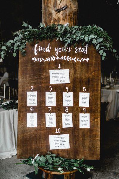 Boho Scheunen Hochzeit
