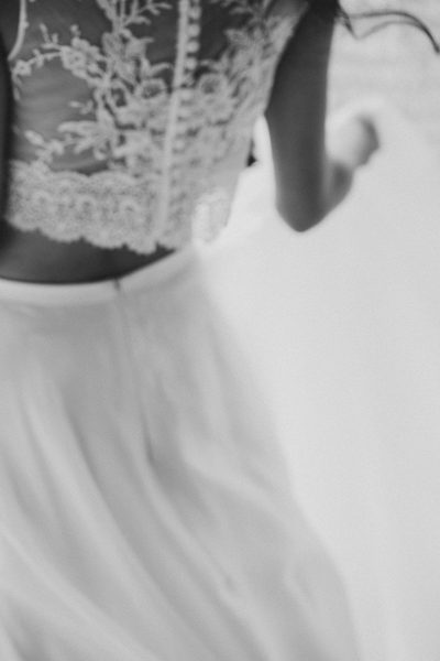 Afrikanisch inspirierte Hochzeitsidee