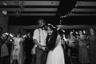 Detailverliebte Boho Hochzeit