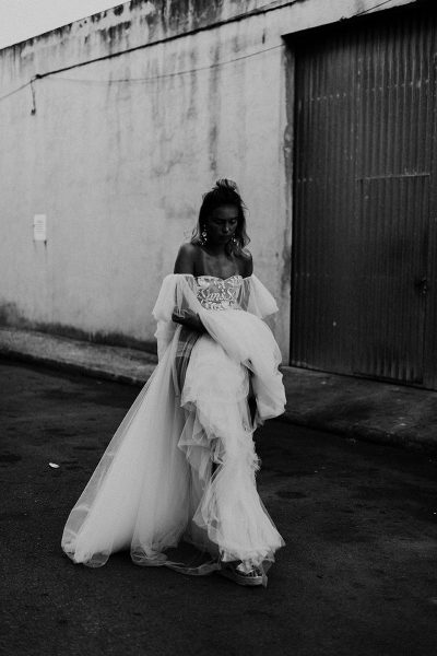 Bridal Editorial auf Mallorca