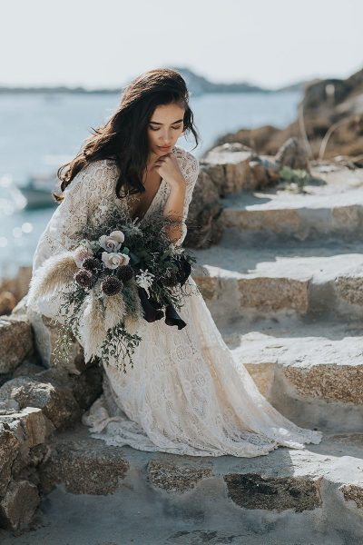 Mykonos Bridal Editorial