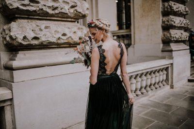 Black bridal editorial