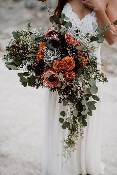 Winterliches Bridal Editorial