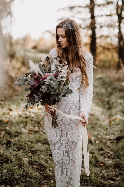 Herbstliches bridal editorial