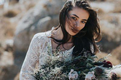 Mykonos Bridal Editorial