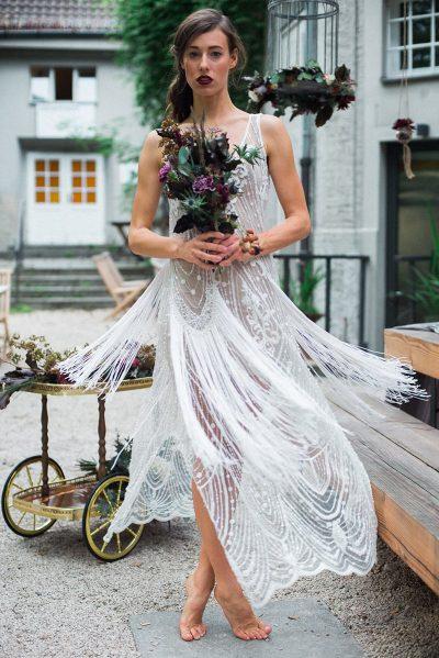 Bridal Editorial im Silent Green