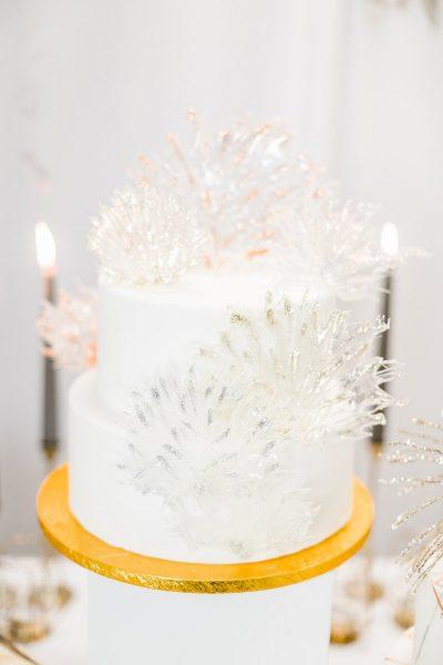 Ein Sweet Table für Silvester