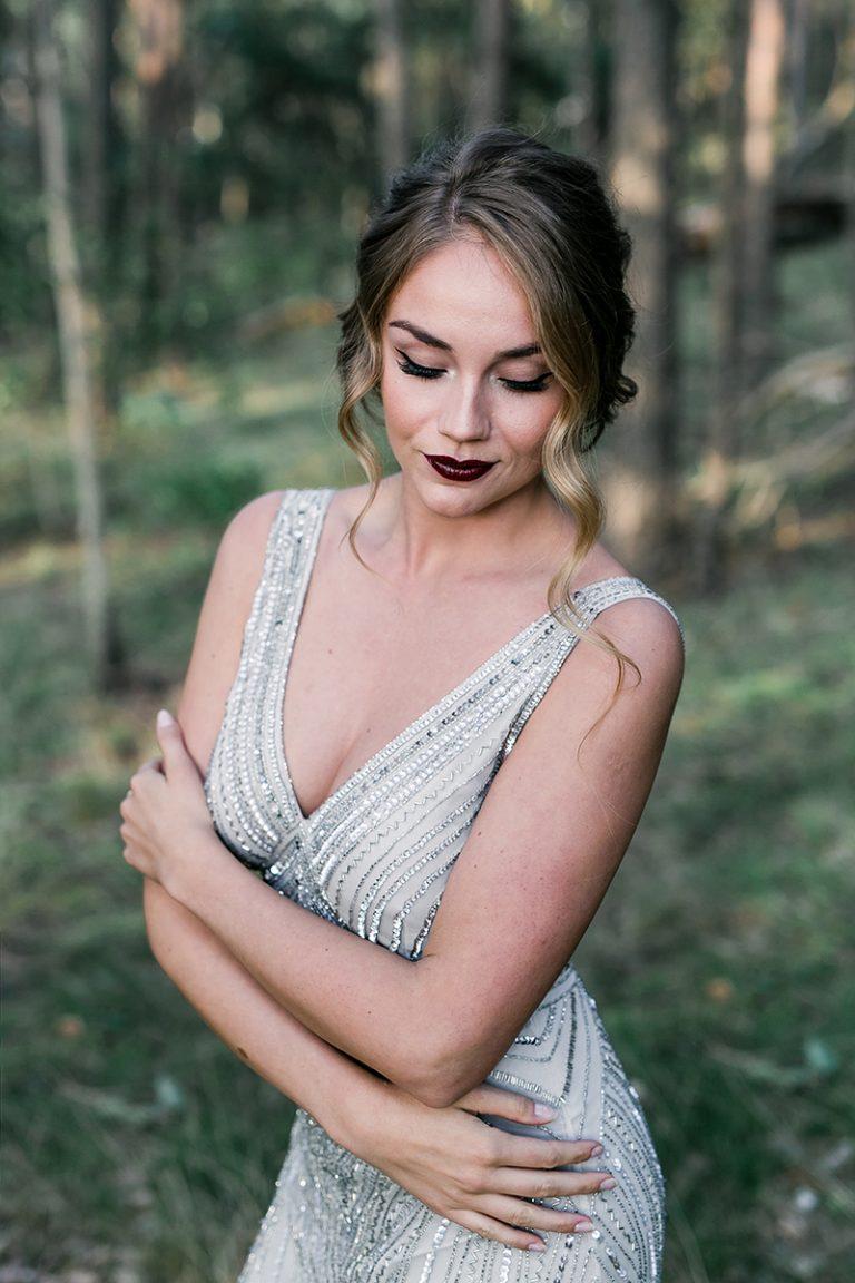 Kleider und Frisuren für Brautjungfern | Friedatheres.com