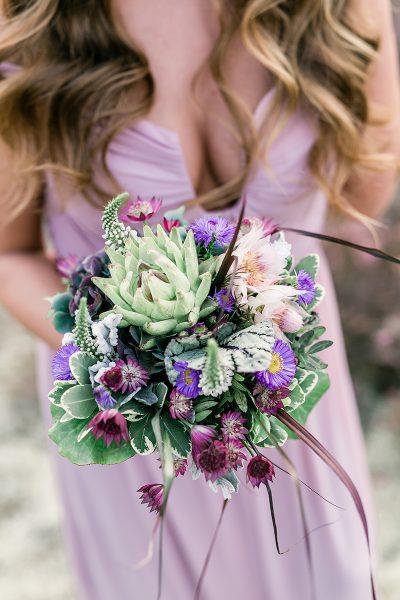Stylingideen für Brautjungfern