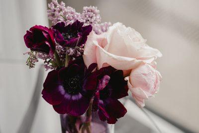 Hochzeitsinspiration Ultraviolet