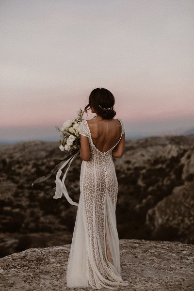 Bridal Editorial in Marbella