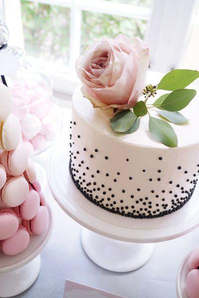 Sweet Table in Rosé