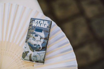 Hochzeit Star Wars Motto