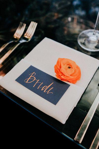 Love in the City: eine moderne Braut-Inspiration
