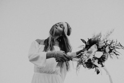 Country bride Editorial