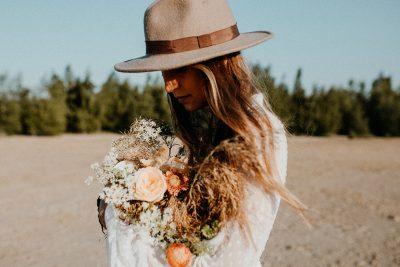 Country bride Editorial
