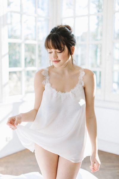 Die neuen Bridal Robes von Sina Fischer