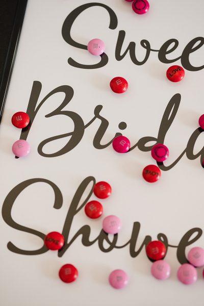 Bridal Shower mit My M&M's
