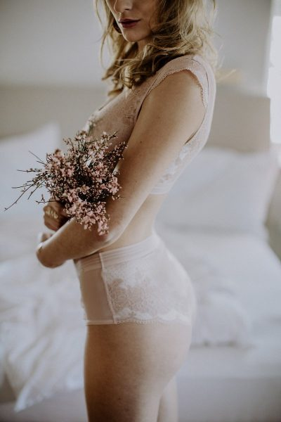 Cosy Bridal Boudoir