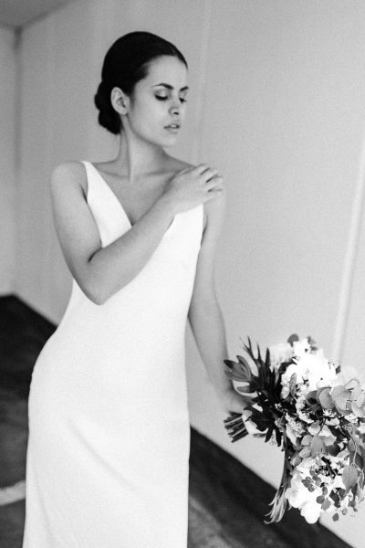 Love at first sight – Bridal Editorial