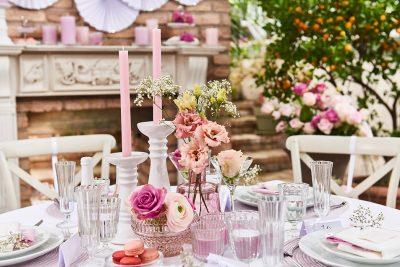 Hochzeitsdeko von DEPOT