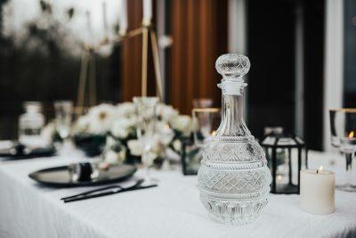 Der Trend für die Hochzeit: eine Gin Bar