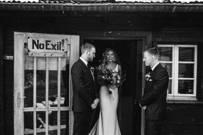 Romantische Hochzeit in der Schweiz