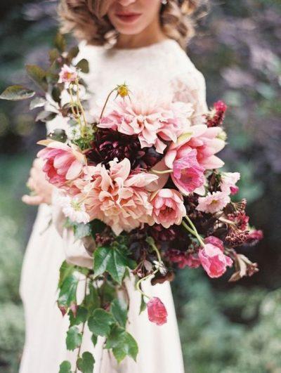 Brautsträuße für den Spätsommer