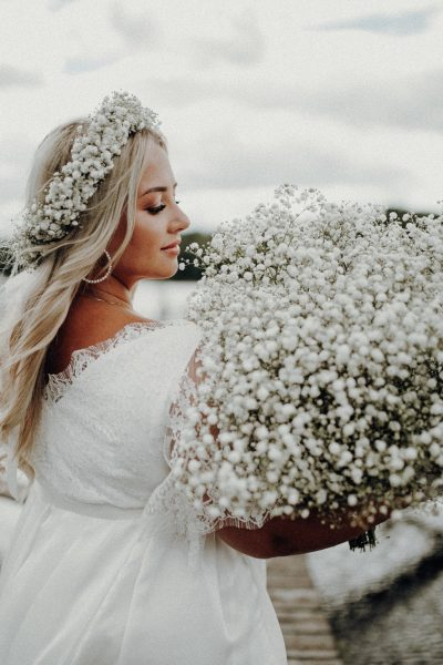 Schwedische Hochzeitsinspiration