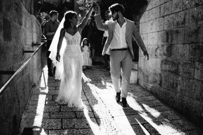 Hochzeit in Jerusalem
