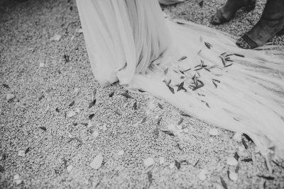 Hochzeit in den Weinbergen